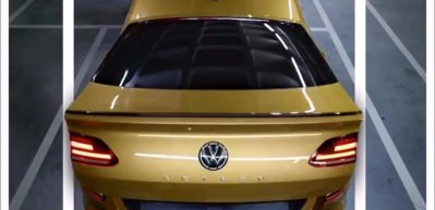 VW Arteon'dan ilk video geldi!