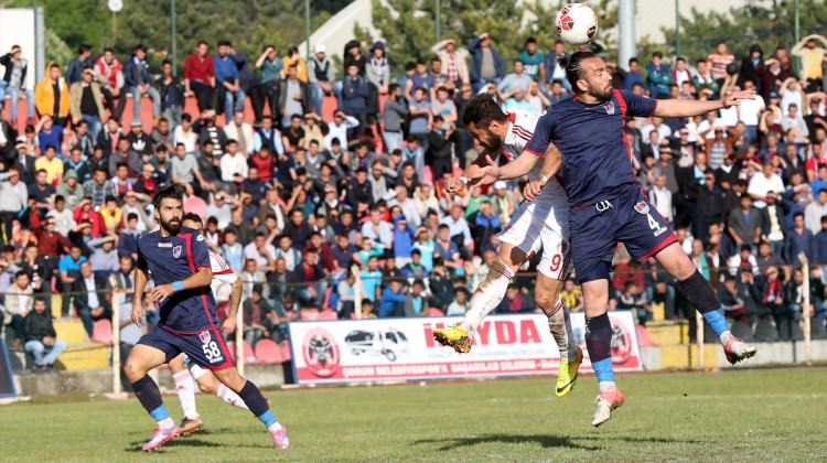 Futbol: Spor Toto 3. Lig play-off