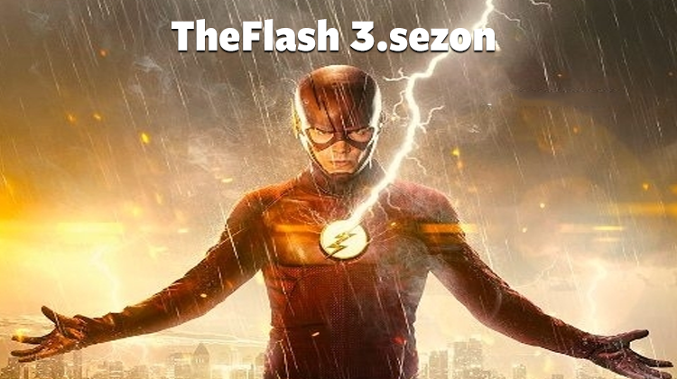 The Flash 3.sezon ne zaman başlayacak? The Flash 3. sezon fragmanı