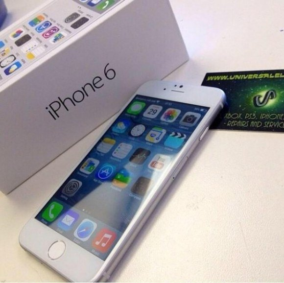 Apple akıllı telefon iPhone 6
