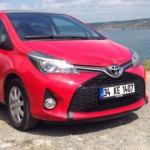 TEST: Toyota Yaris 1.33 Multidrive S