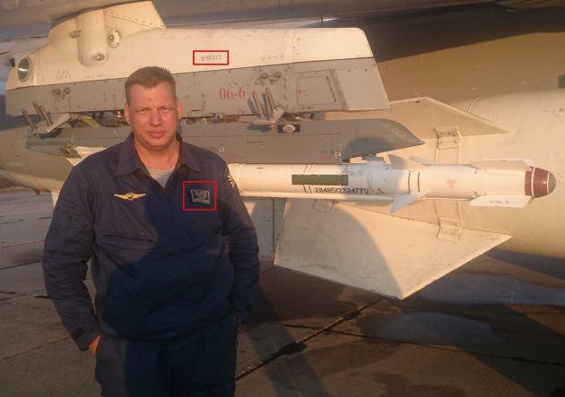Ölen Rus pilot Türkiye'ye teslim edildi