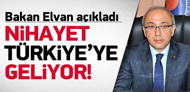 Bakan Elvan'dan flaş Twitter açıklaması!