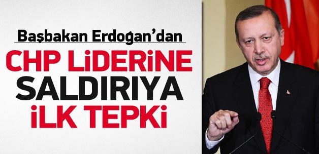 Başbakan'dan Kılıçdaroğlu'na geçmiş olsun