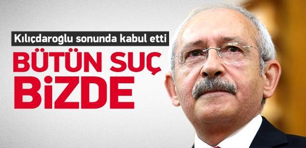Kılıçdaroğlu seçim yenilgisini kabul etti