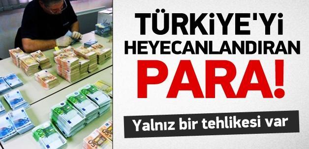 Türkiye'yi trilyonluk euro heyecanı sardı