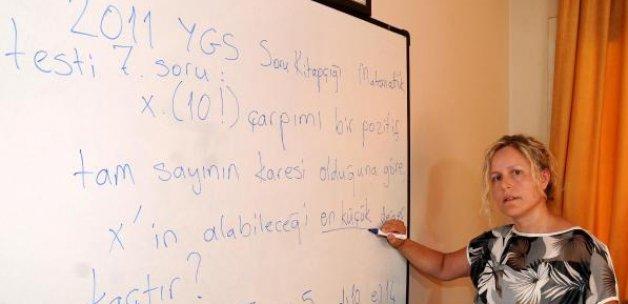 YGS'deki hatalı soruyu 3 yılda iptal ettirdi